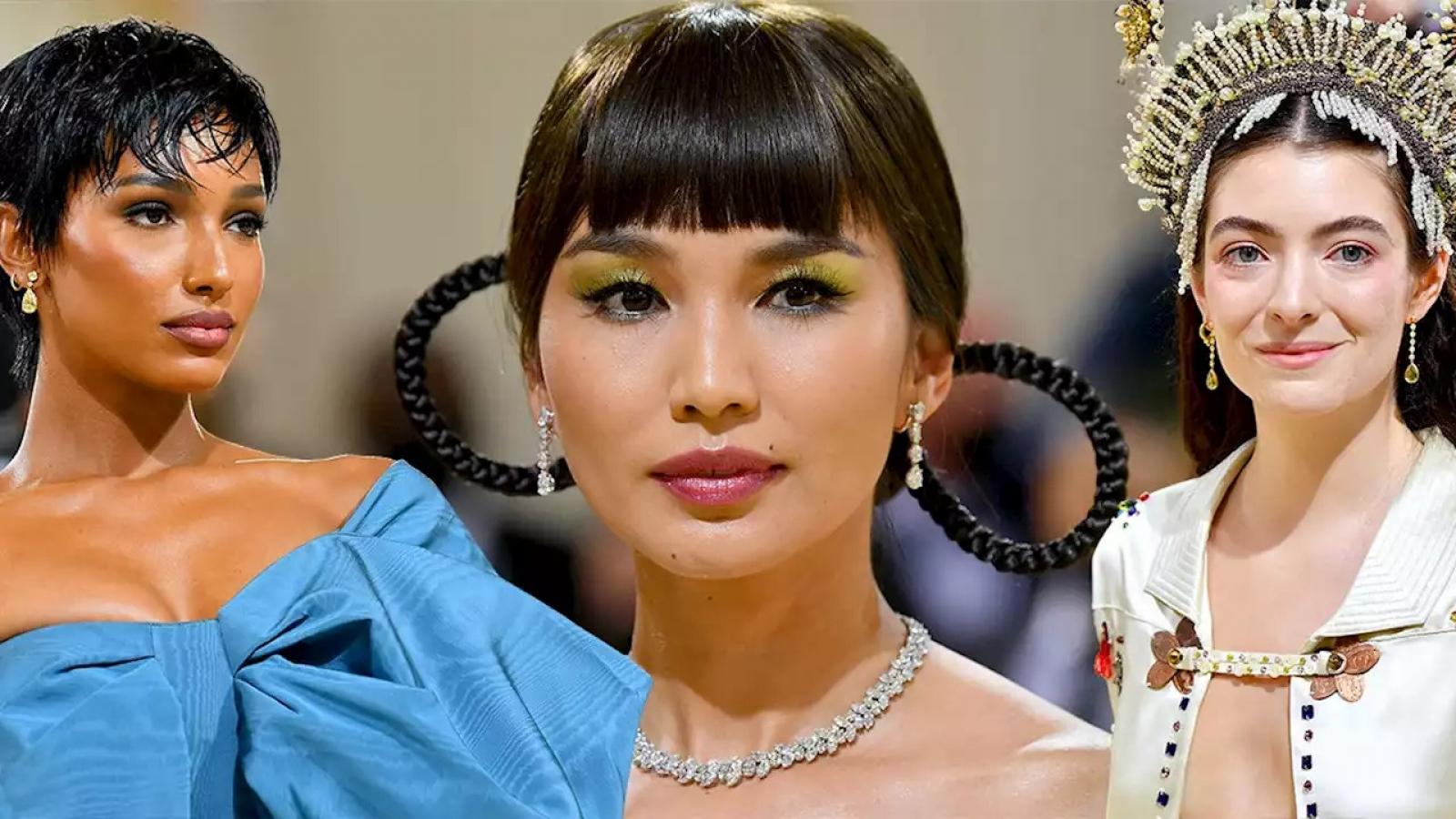 """Những xu hướng thời trang nào lên ngôi tại """"bữa tiệc thời trang"""" Met Gala 2021?"""
