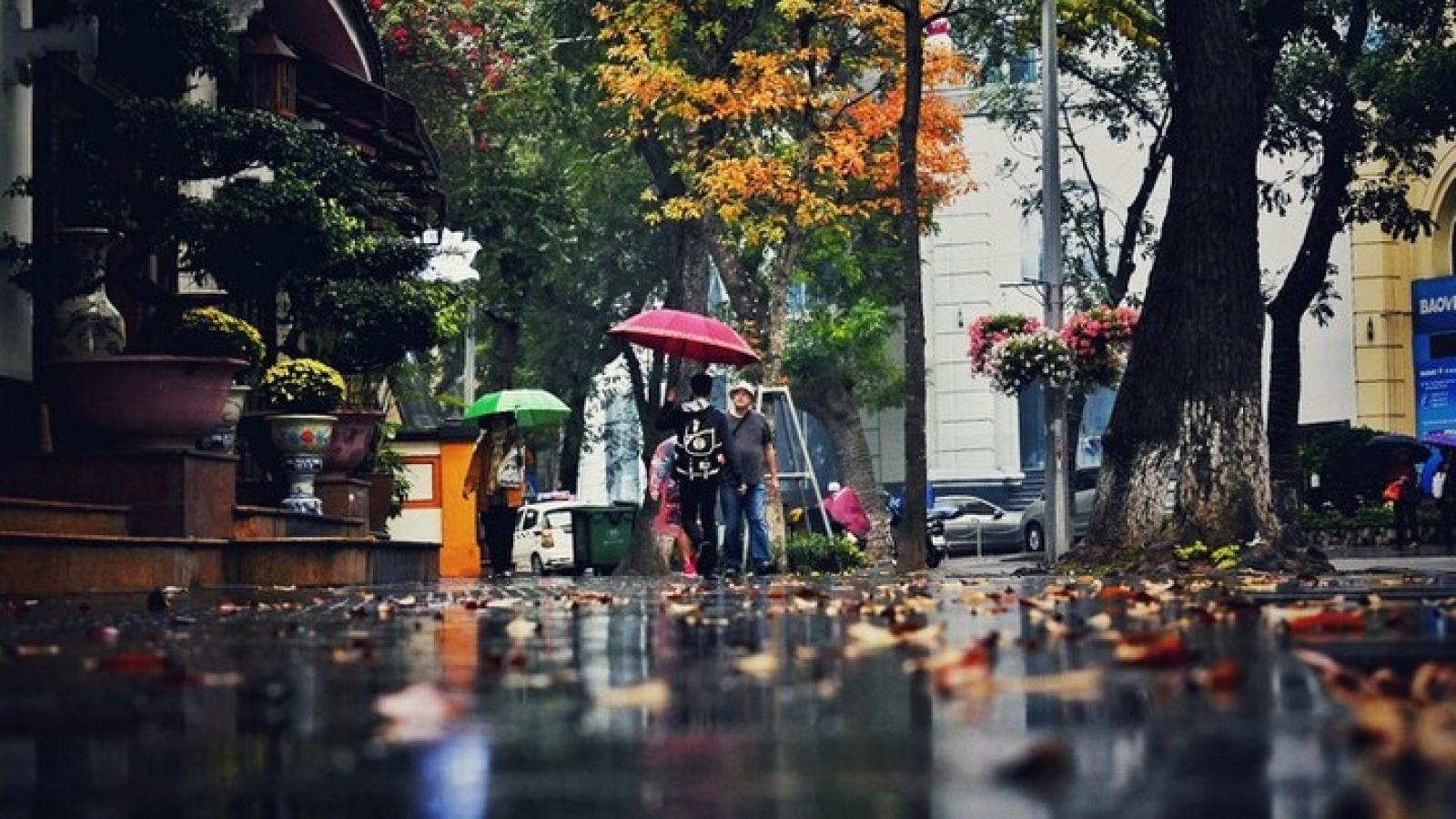 Dự báo thời tiết hôm nay: Nhiều nơi trên cả nước có mưa rào và dông