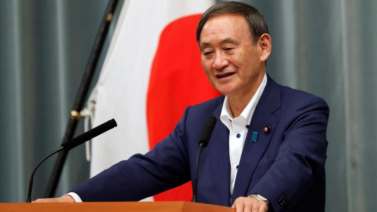 Ông Suga Yoshihide sẽ không tham gia cuộc đua Thủ tướng Nhật Bản nhiệm kỳ tới