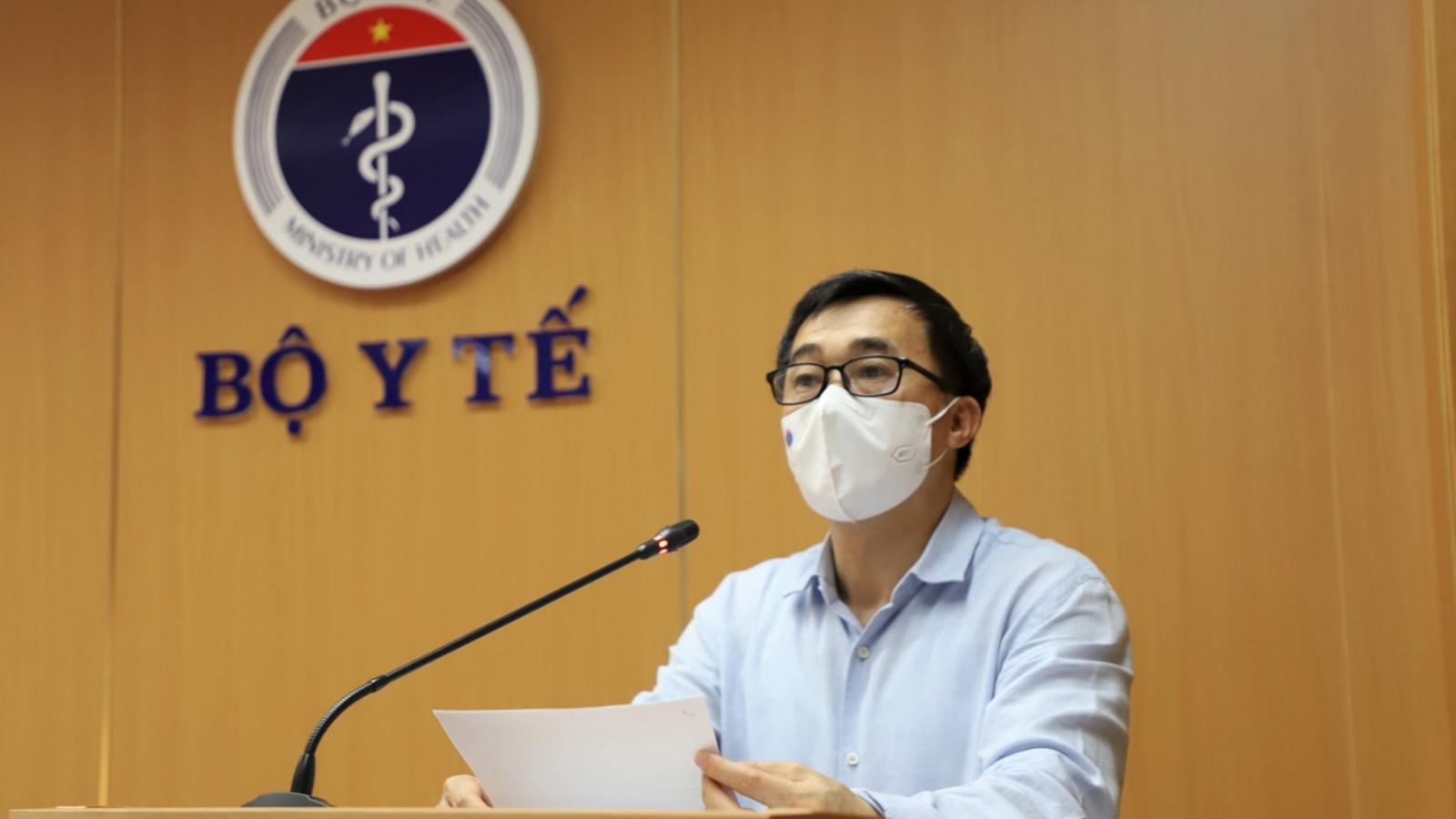 Bộ Y tế đã có chỉ đạo gì về giá xét nghiệm nhanh kháng nguyên?