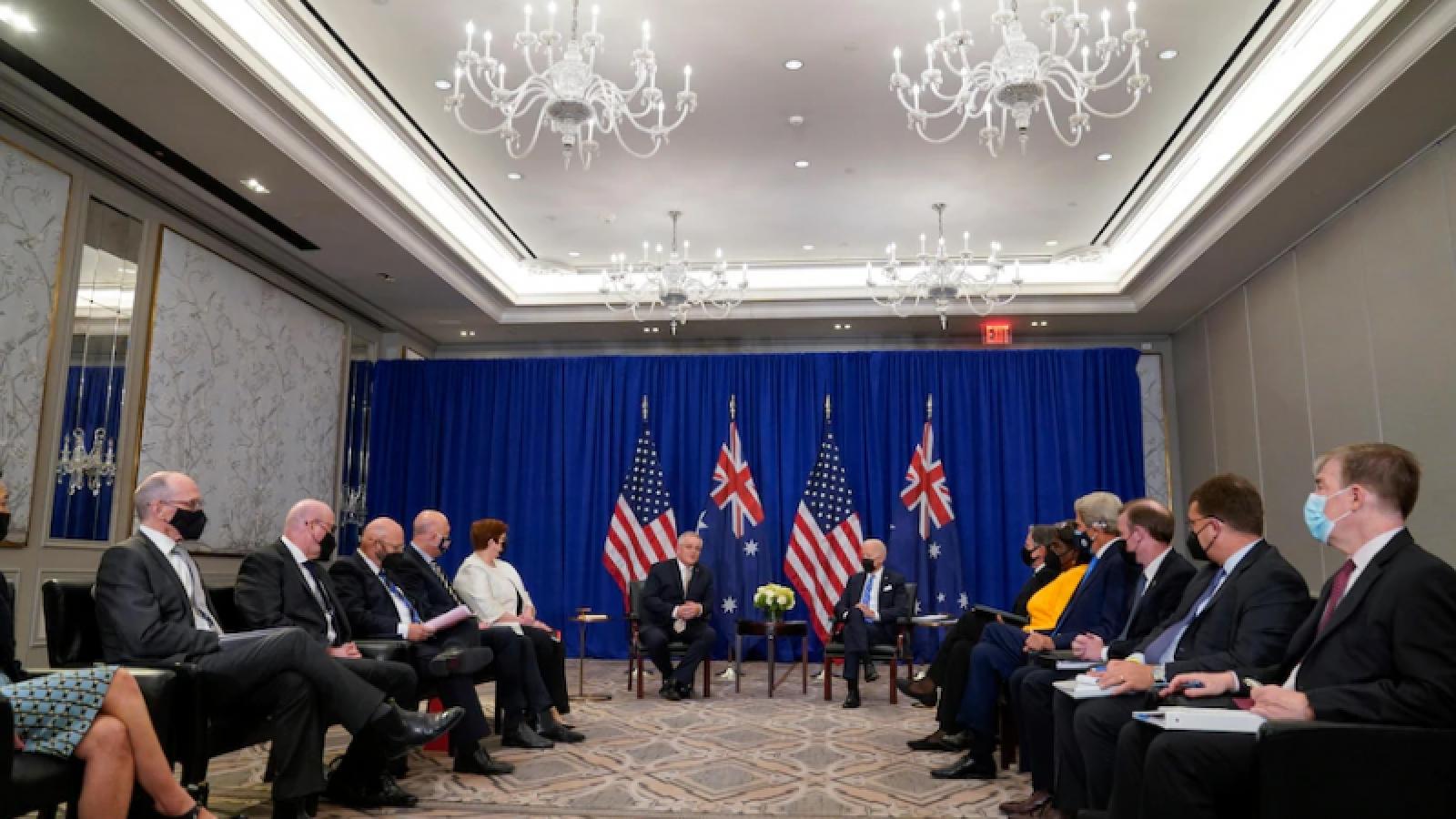 Thủ tướng Australia: Quan hệ đối tác Australia-Mỹ mang lại lợi ích cho các quốc gia khác