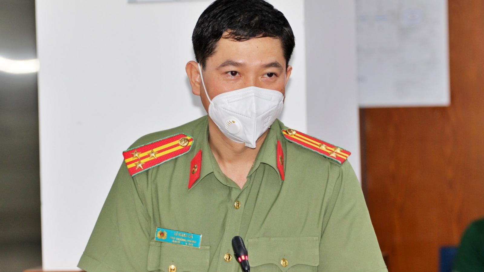 Những đối tượng nàoở TP.HCMkhông cần giấy đi đường từ 16/9?