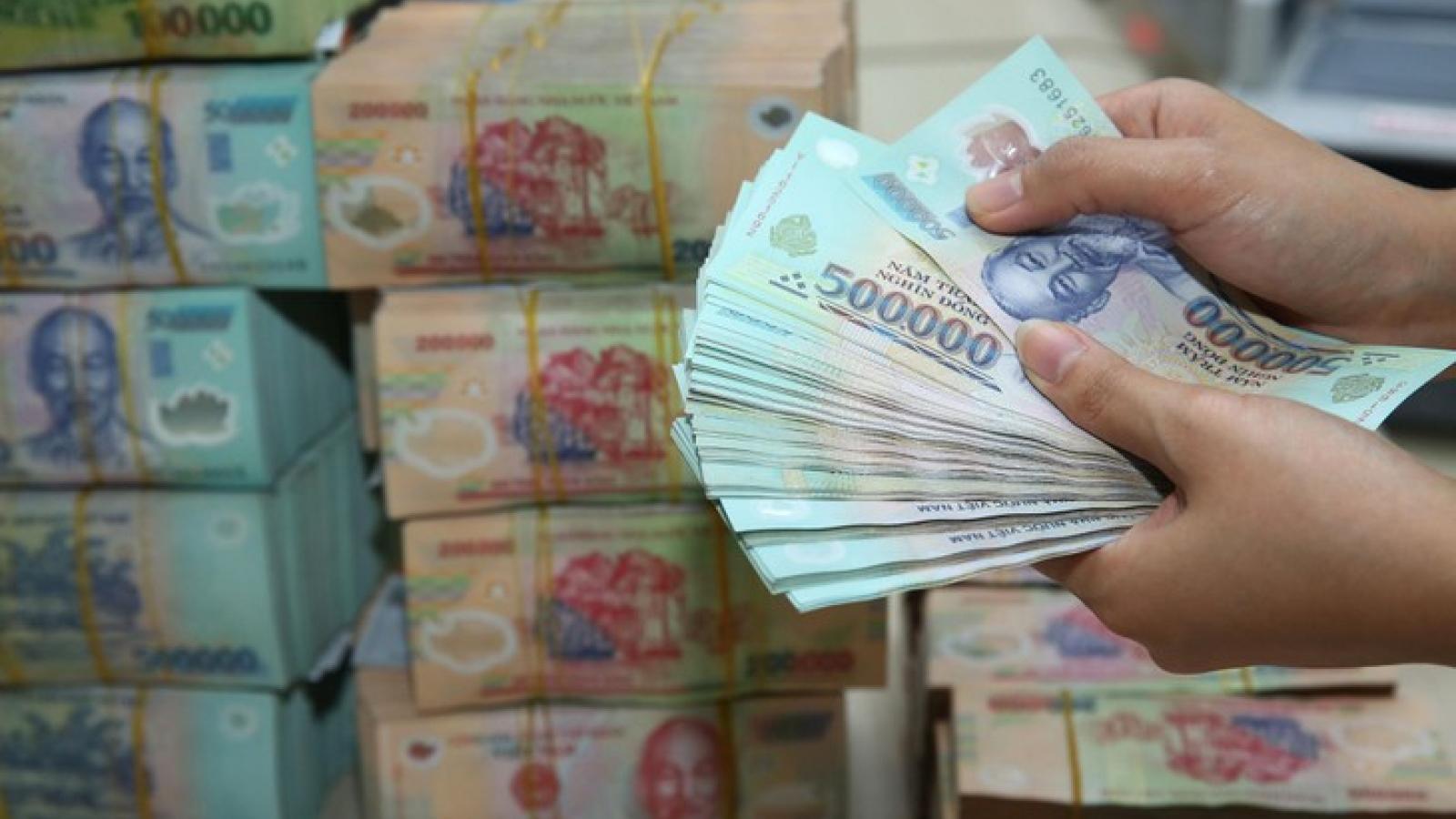 Chính phủ trả nợ gần 267.000 tỷ đồng trong 8 tháng