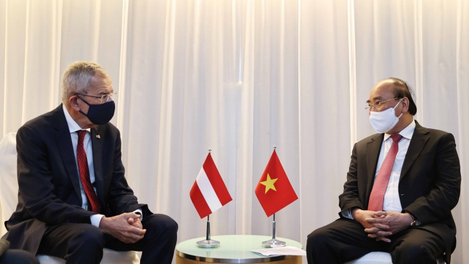 Chủ tịch nước gặp lãnh đạo nhiều nước dự phiên họp Đại hội đồng LHQ