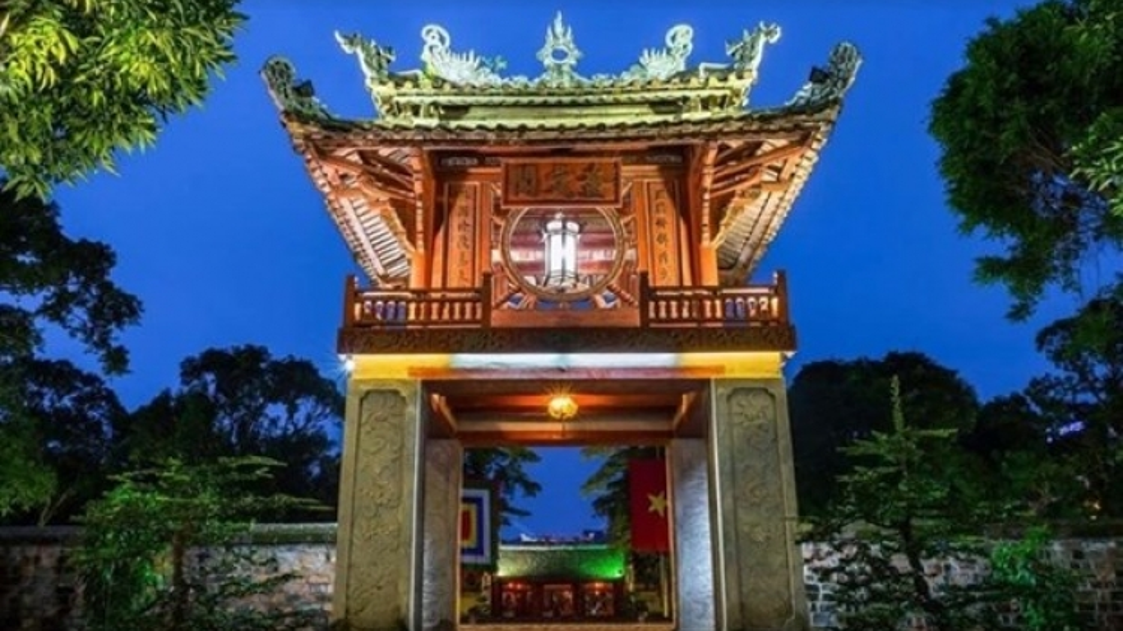 Project launched to promote Van Mieu-Quoc Tu Giam's historic, cultural values