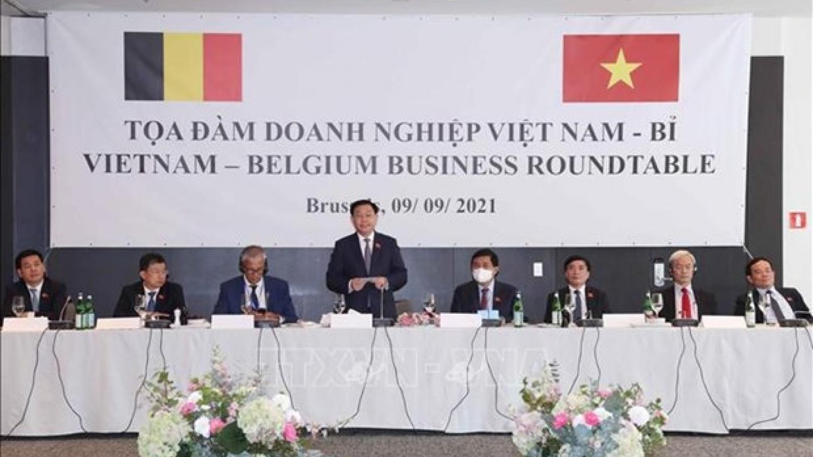 NA Chairman: Vietnam sets sight on rapid, sustainable development