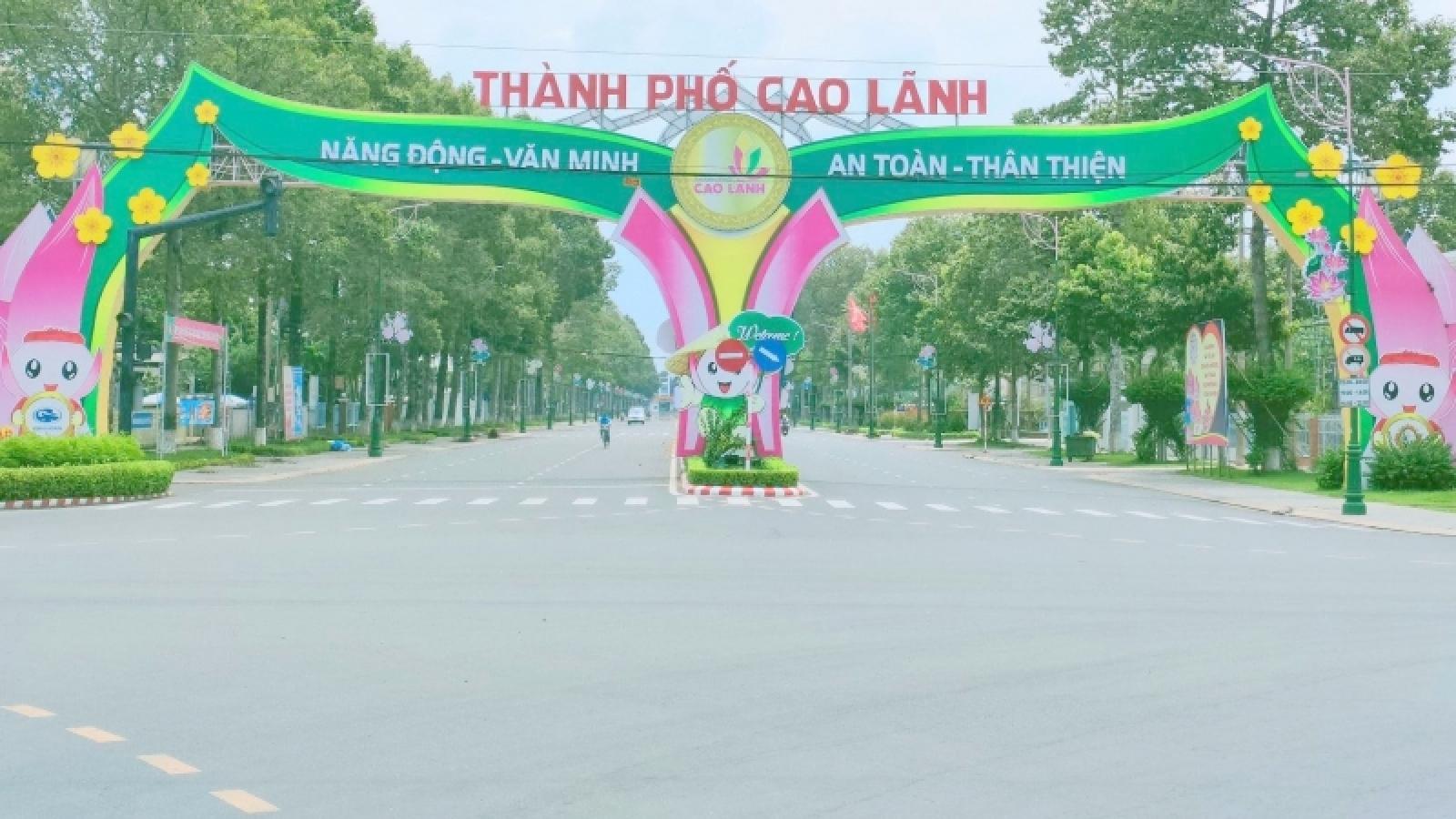 Từ 1/10, toàn tỉnh Đồng Tháp thực hiện giãn cách xã hội theo Chỉ thị số 15