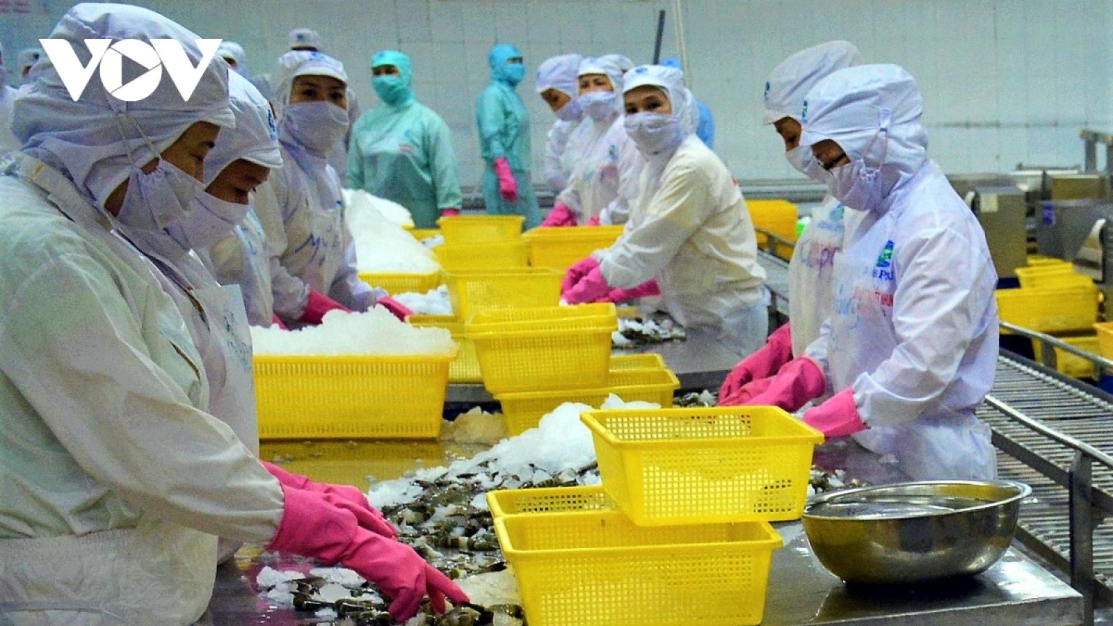 Thủy sản Cà Mau chỉ lên đến được Cần Thơ, vùng nuôi ứ thừa, siêu thị khan hiếm