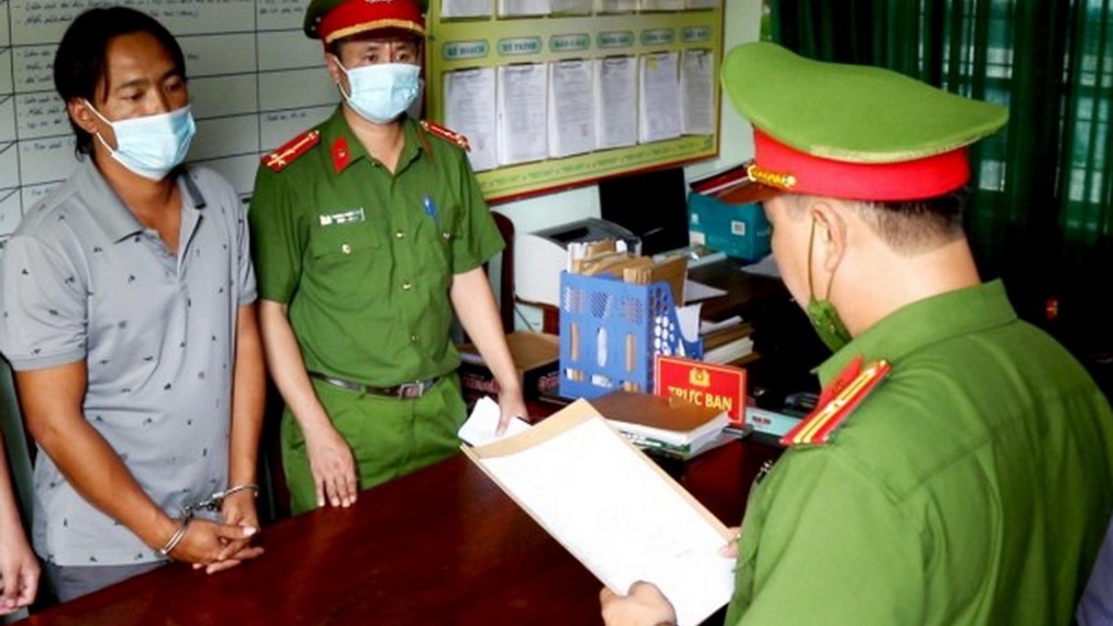 Quảng Bình: 100 cán bộ, chiến sĩ vây bắt nhóm đối tượng bảo kê cưỡng đoạt tài sản