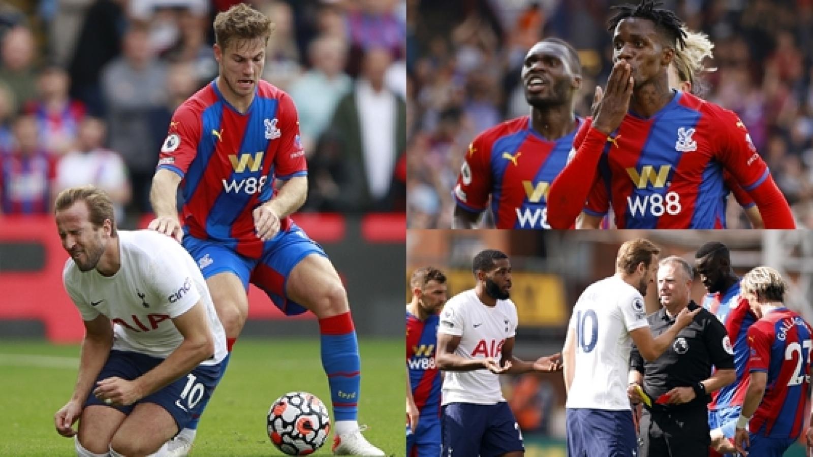 Tottenham thua đậm Crystal Palace, Ngoại hạng Anh không còn đội nào toàn thắng