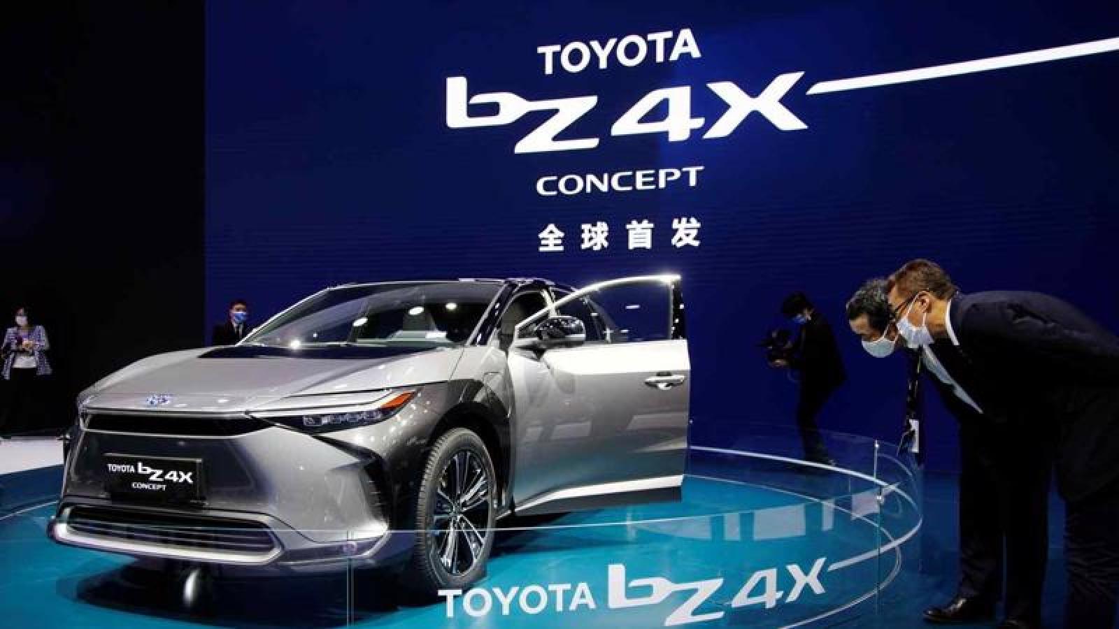 Toyota đầu tư 13,6 tỷ USD cho phát triển pin ôtô