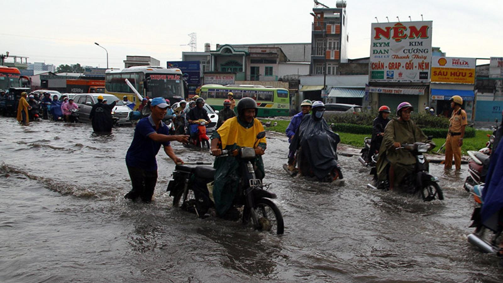 OECD cảnh báo Việt Nam sẽ chịu thiệt hại nặng nề vì biến đổi khí hậu