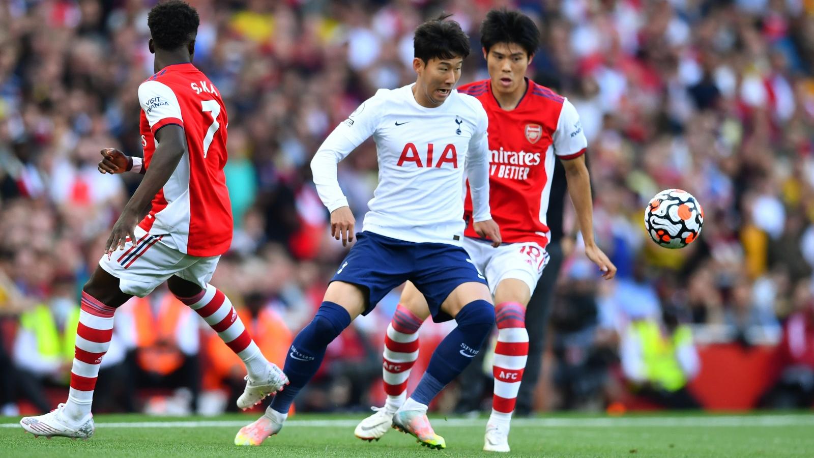 TRỰC TIẾP Arsenal 1-0Tottenham: Smith Rowe tỏa sáng