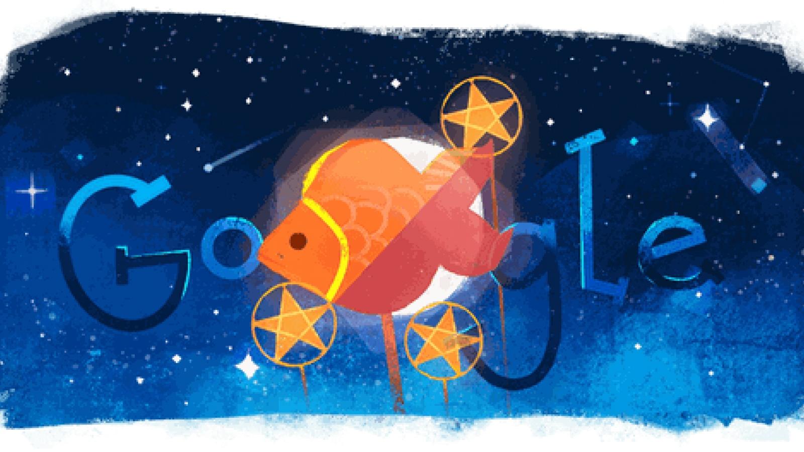 Google Doodle celebrates Vietnamese Mid-Autumn Festival