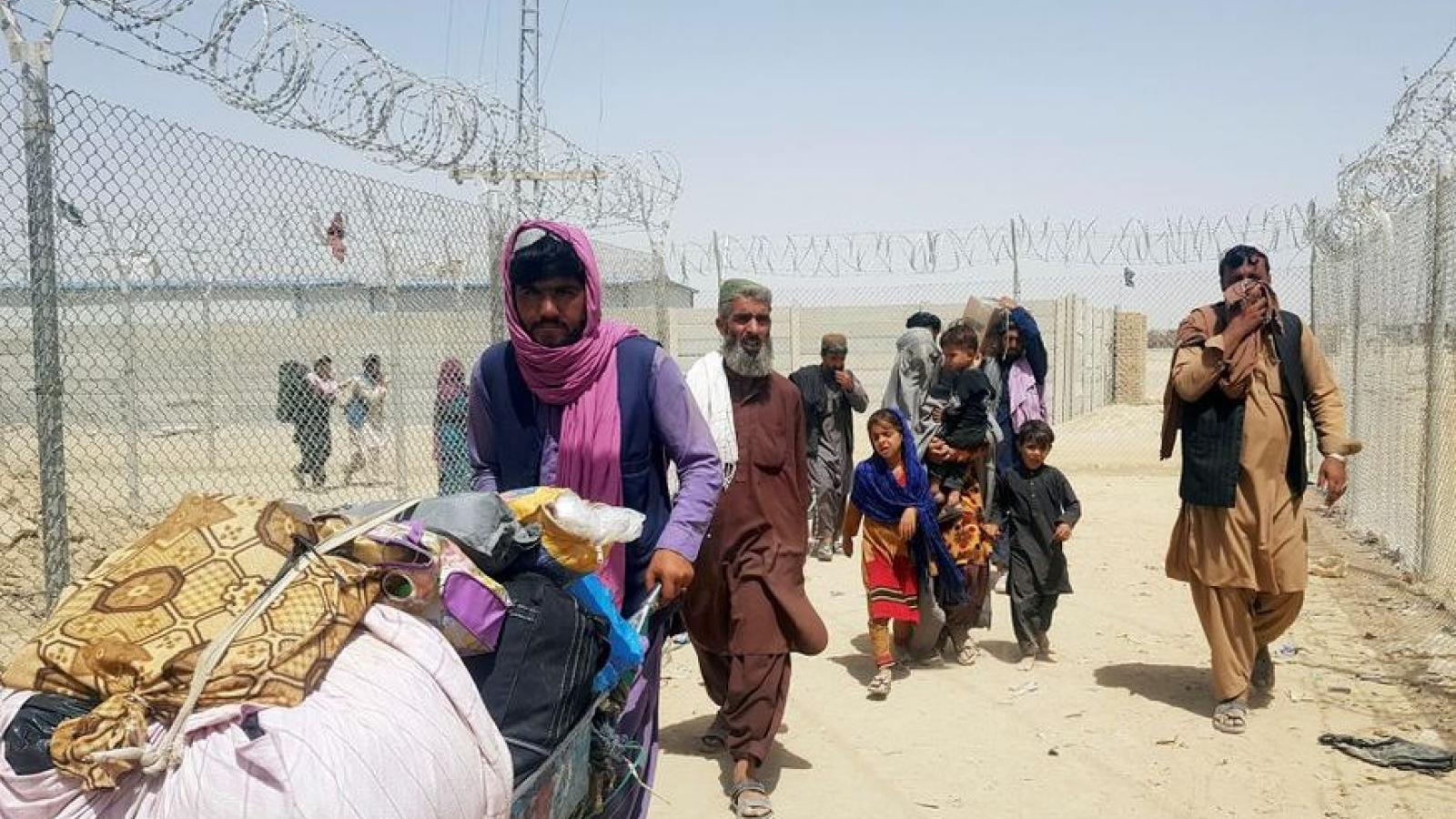 Mỹ cam kết hỗ trợ 64 triệu USD cho Afghanistan