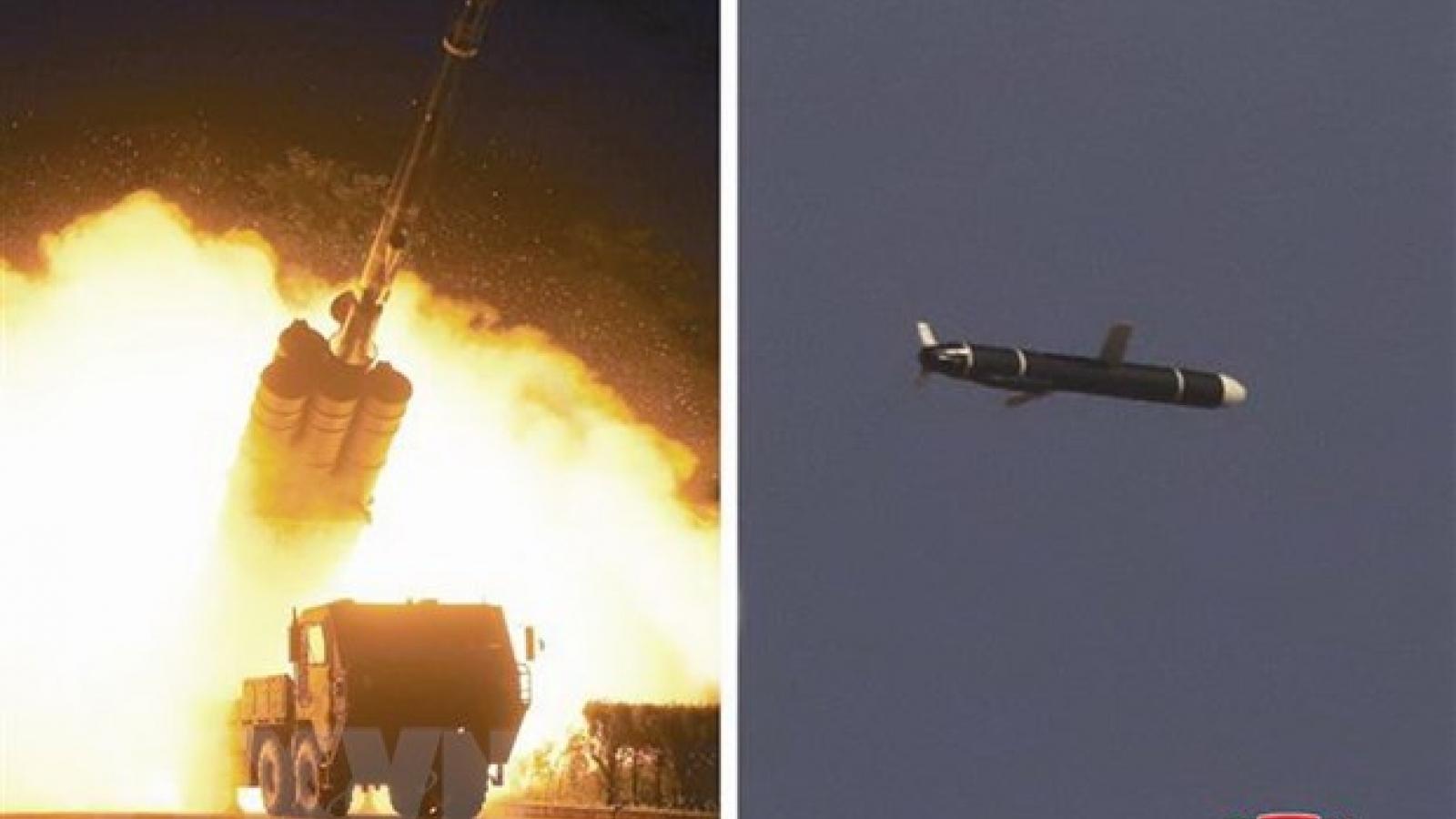 """Triều Tiên muốn """"cắt đứt"""" đàm phán bằng tên lửa?"""