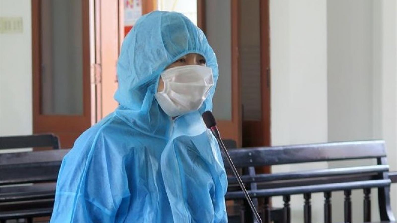 Bác kháng cáo, tuyên phạt Trần Thị Tuyết Diệu 8 năm tù giam vì chống phá Nhà nước