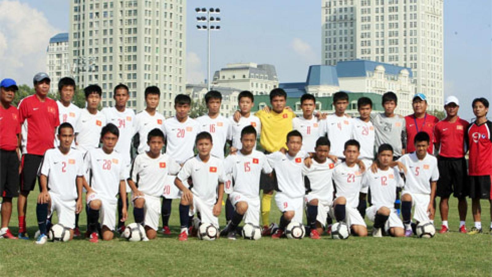 Ngày này năm xưa: Bóng đá Việt Nam thua đậm Lào