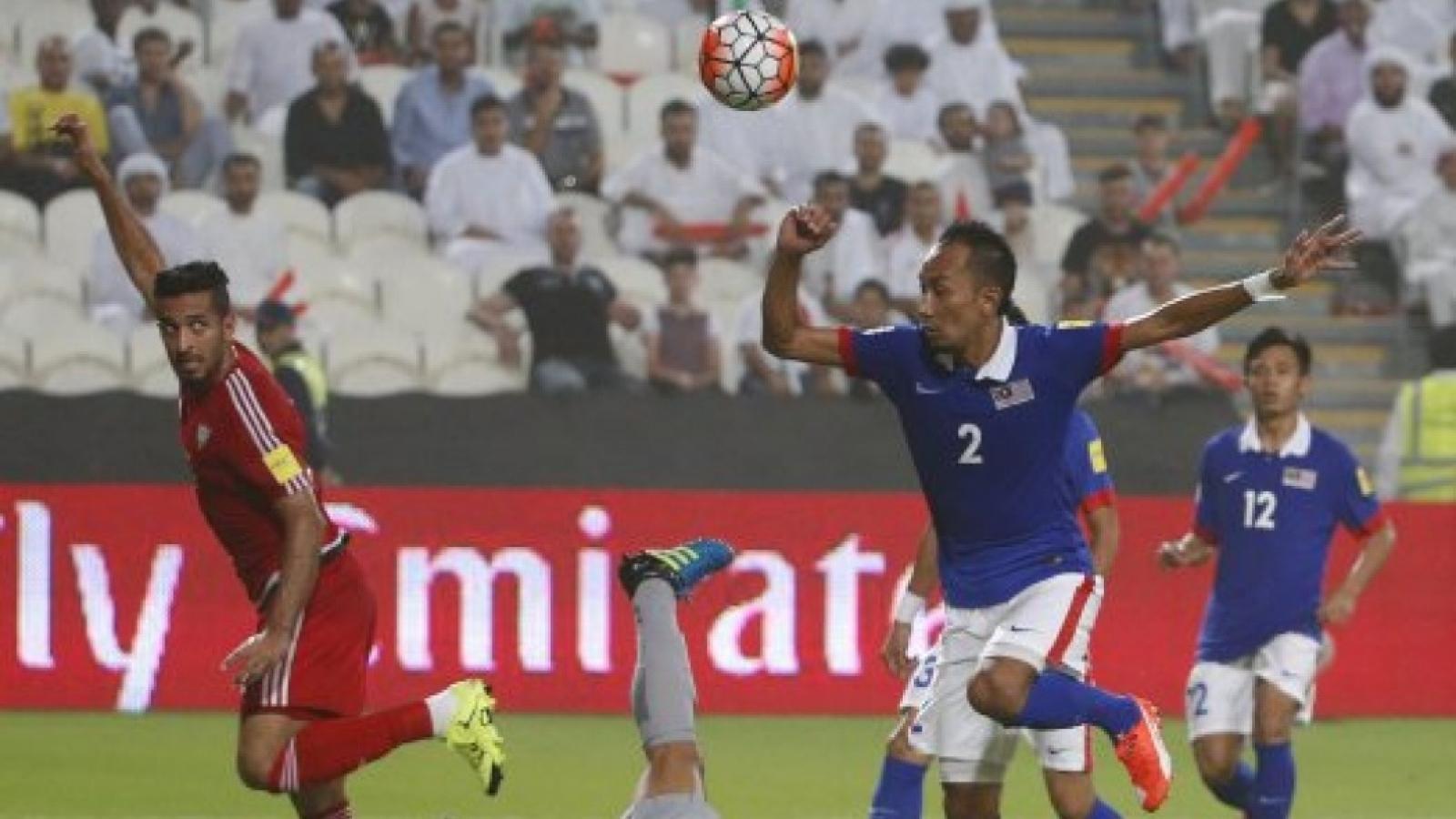Ngày này năm xưa: Malaysia thua trận đậm nhất lịch sử ở vòng loại World Cup