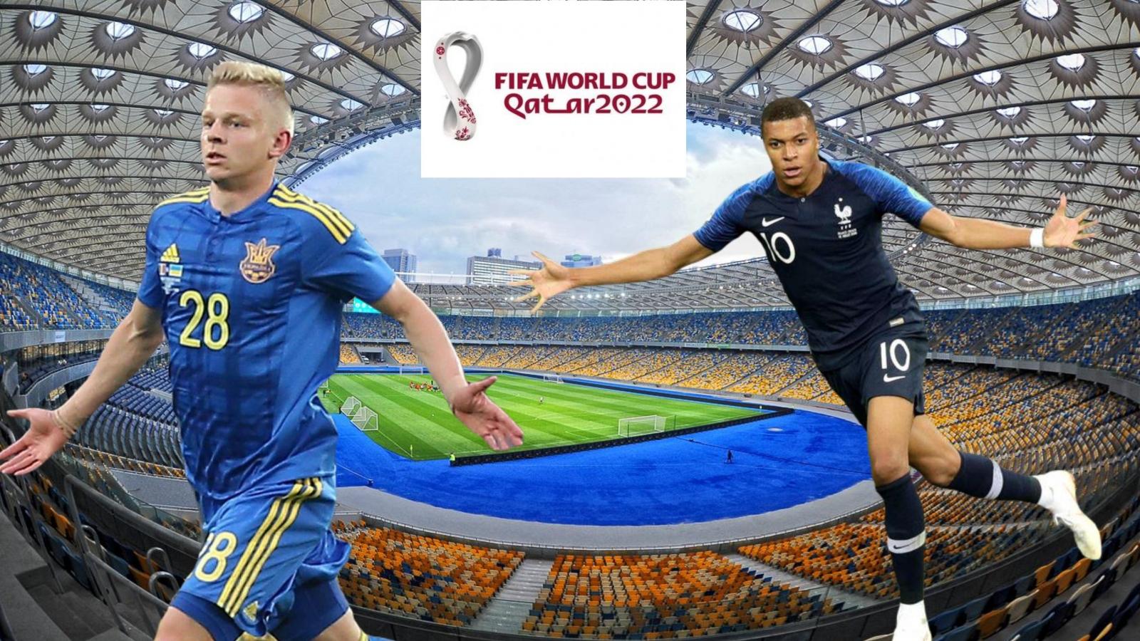 Ukraine - Pháp: ĐKVĐ World Cup lấy lại thể diện?