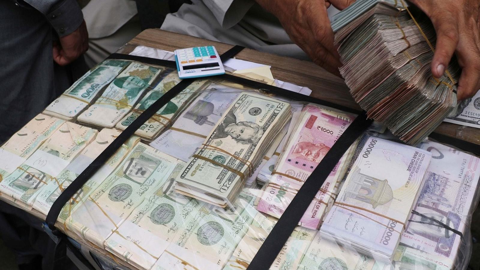 Afghanistan: Biểu tình ở Kabul, yêu cầu Mỹ giải phóng hàng tỷ USD dự trữ bị phong tỏa
