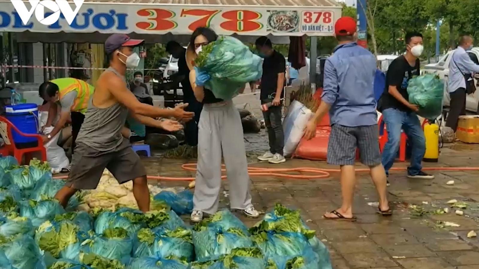 Sài Gòn Share – Lan tỏa yêu thương: Nhật ký một ngày thiện nguyện
