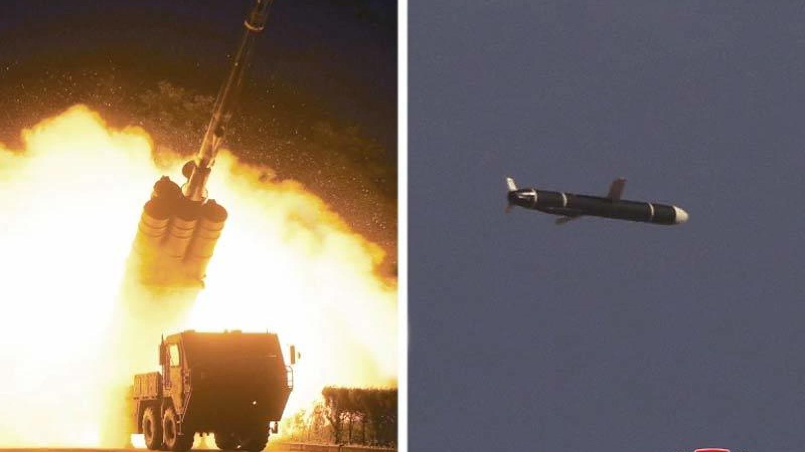 Mỹ vẫn sẵn sàng can dự với Triều Tiên sau khi Bình Nhưỡng thử tên lửa tầm xa