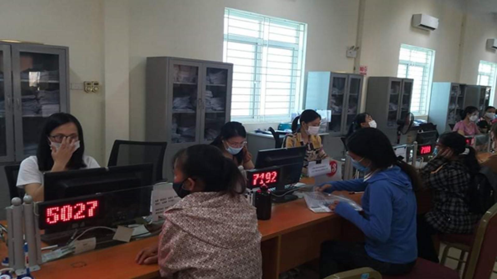 Hàng ngàn lao động mất việc tại Thanh Hóa được nhận trợ cấp thất nghiệp