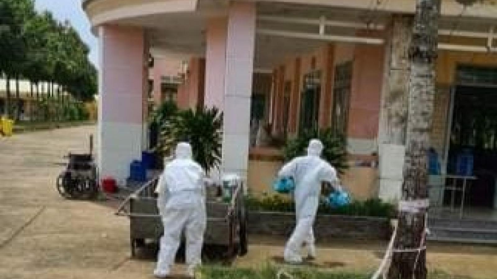 Tiền Giang thành lập thêm bệnh viện dã chiến số 09 để điều trị bệnh nhân Covid-19