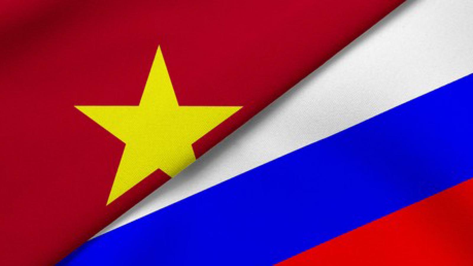 Vietnam, Russia to hold phone talks on strategic partnership on Sept 16