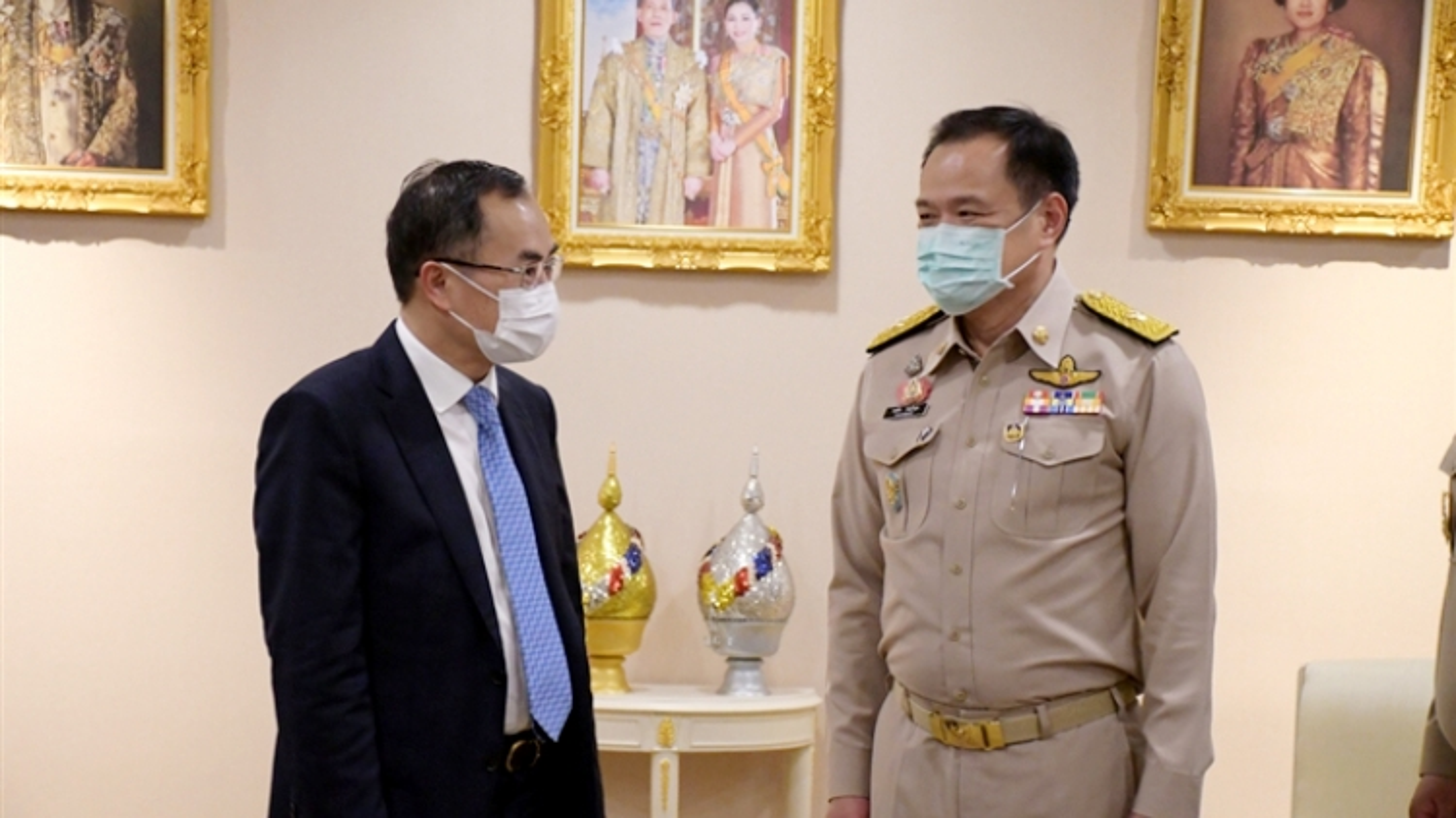 Thailand facilitates AstraZeneca's supply of vaccine to Vietnam