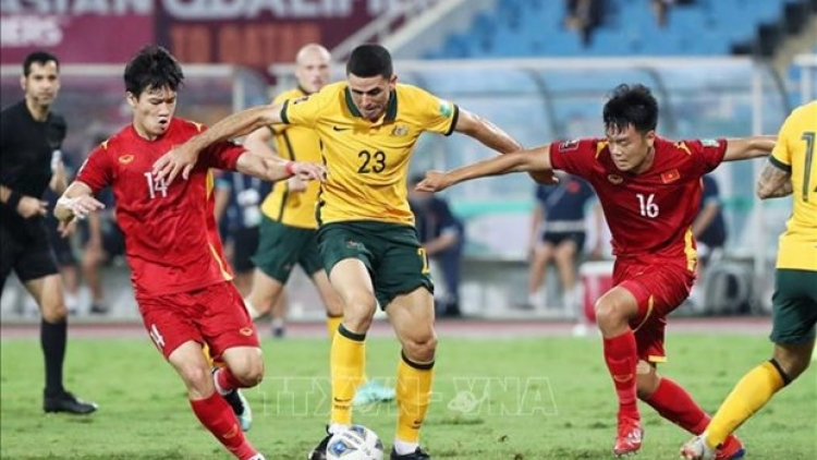 Vietnam's football body calls on FIFA, AFC to step up assessment of referee quality