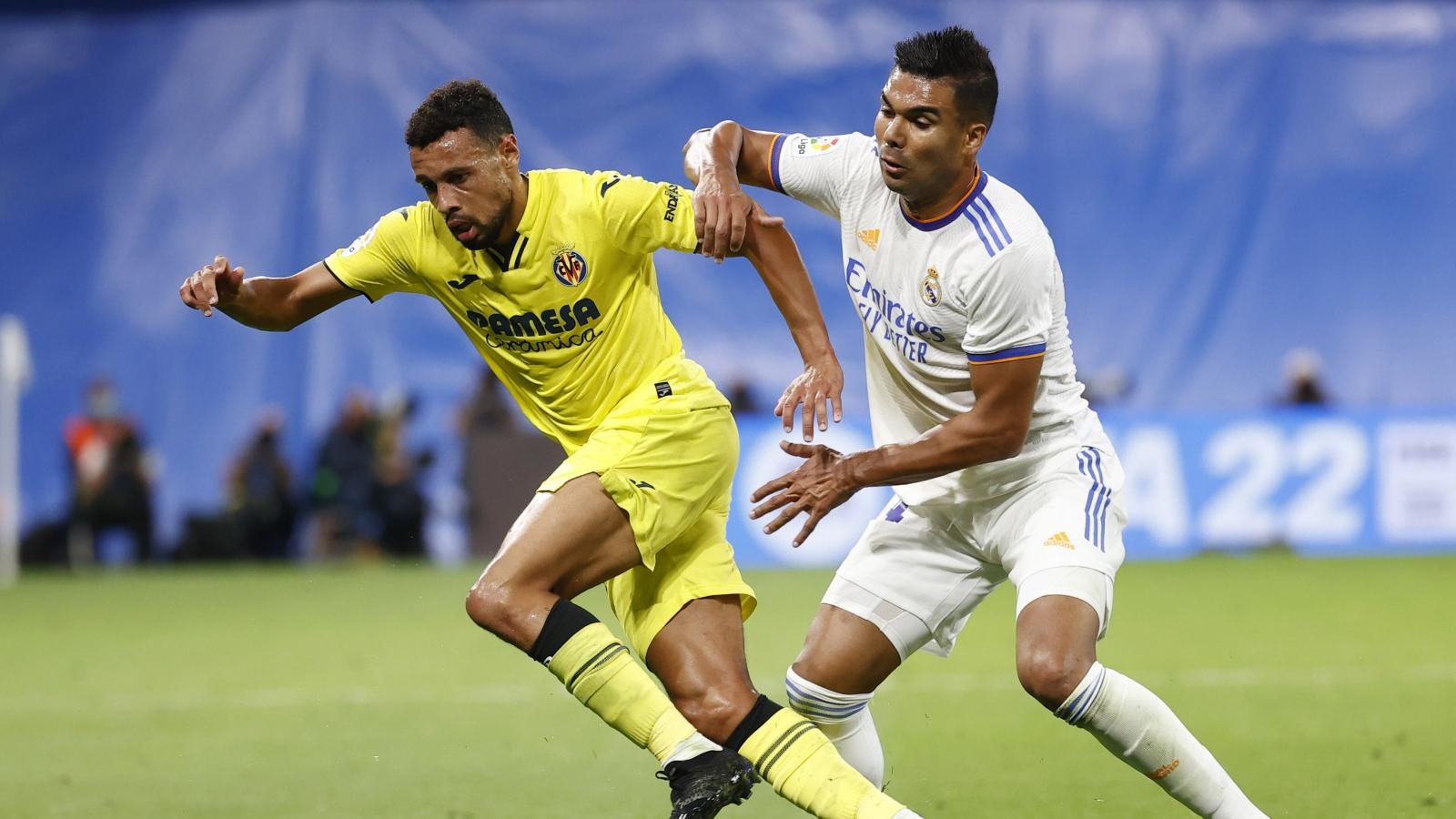 Cầm hoà Real Madrid, Villarreal gửi lời thách thức tới MU