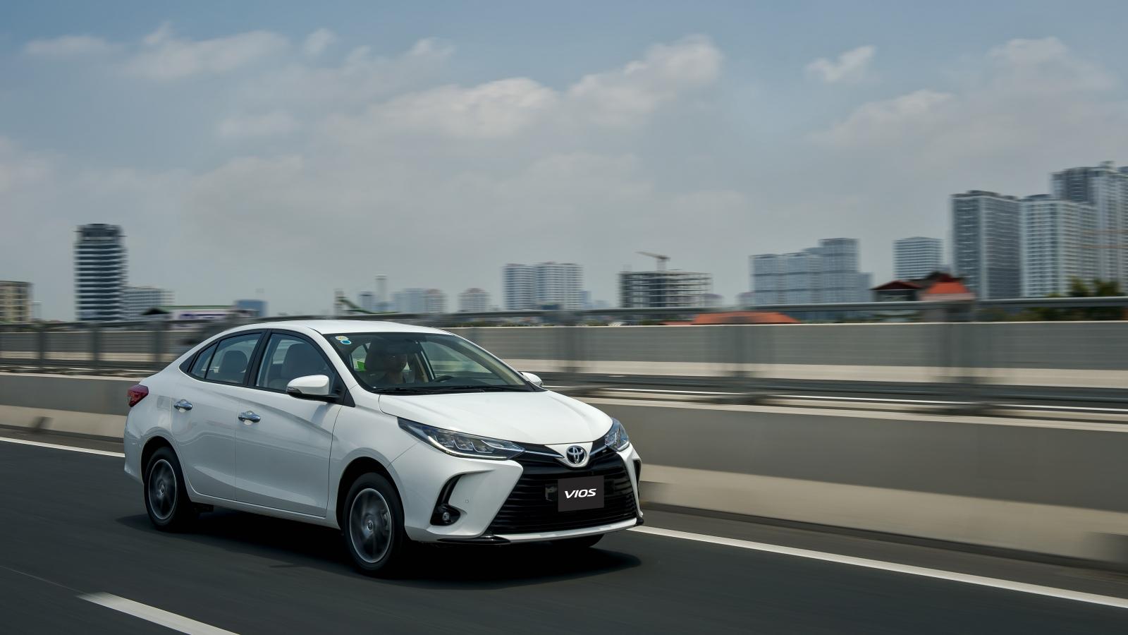 Toyota Vios: Lựa chọn hoàn hảo cho người mua ô tô lần đầu