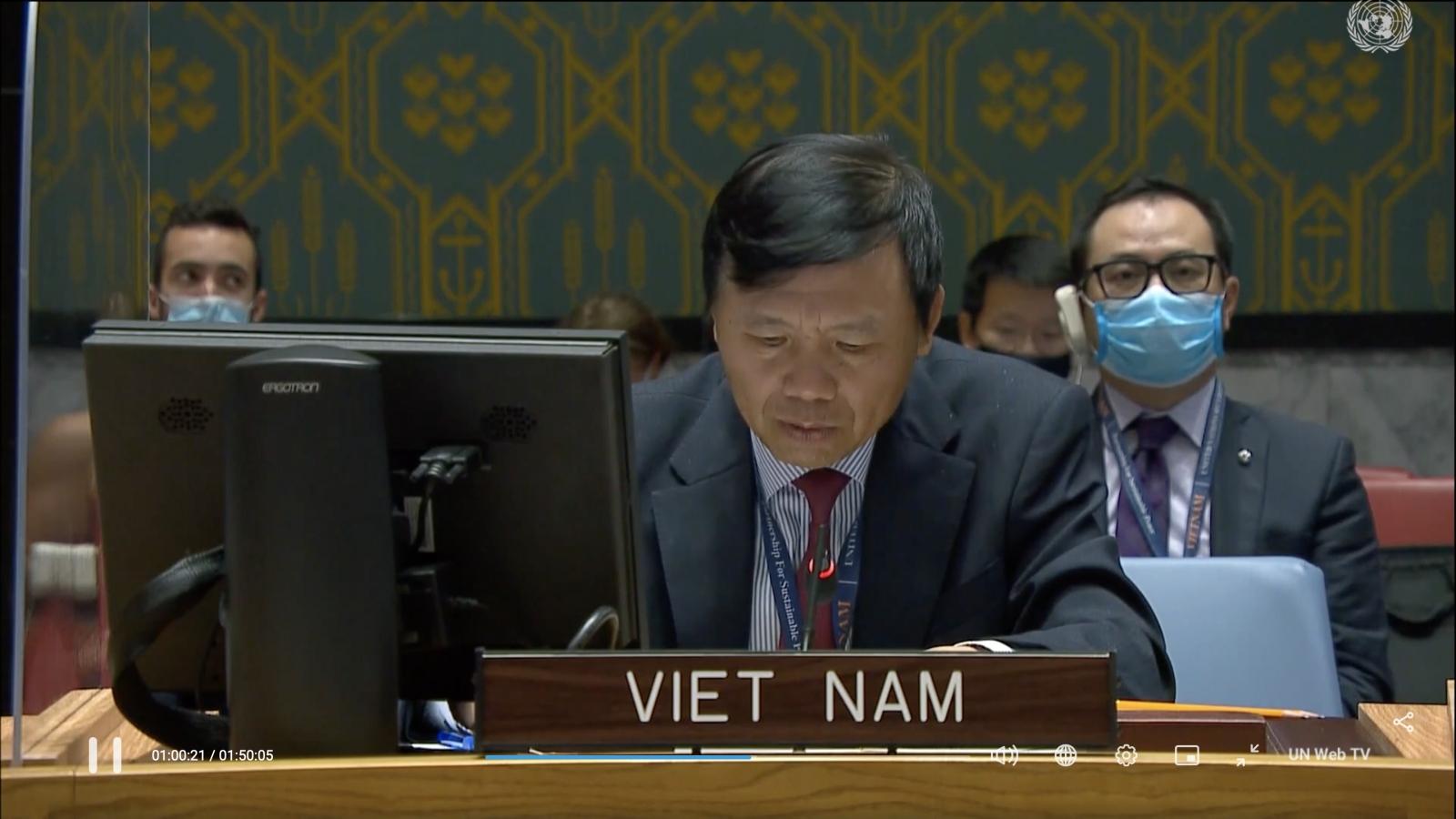 Hội đồng Bảo an khẳng định ủng hộ các nỗ lực hoà bình đối với Yemen