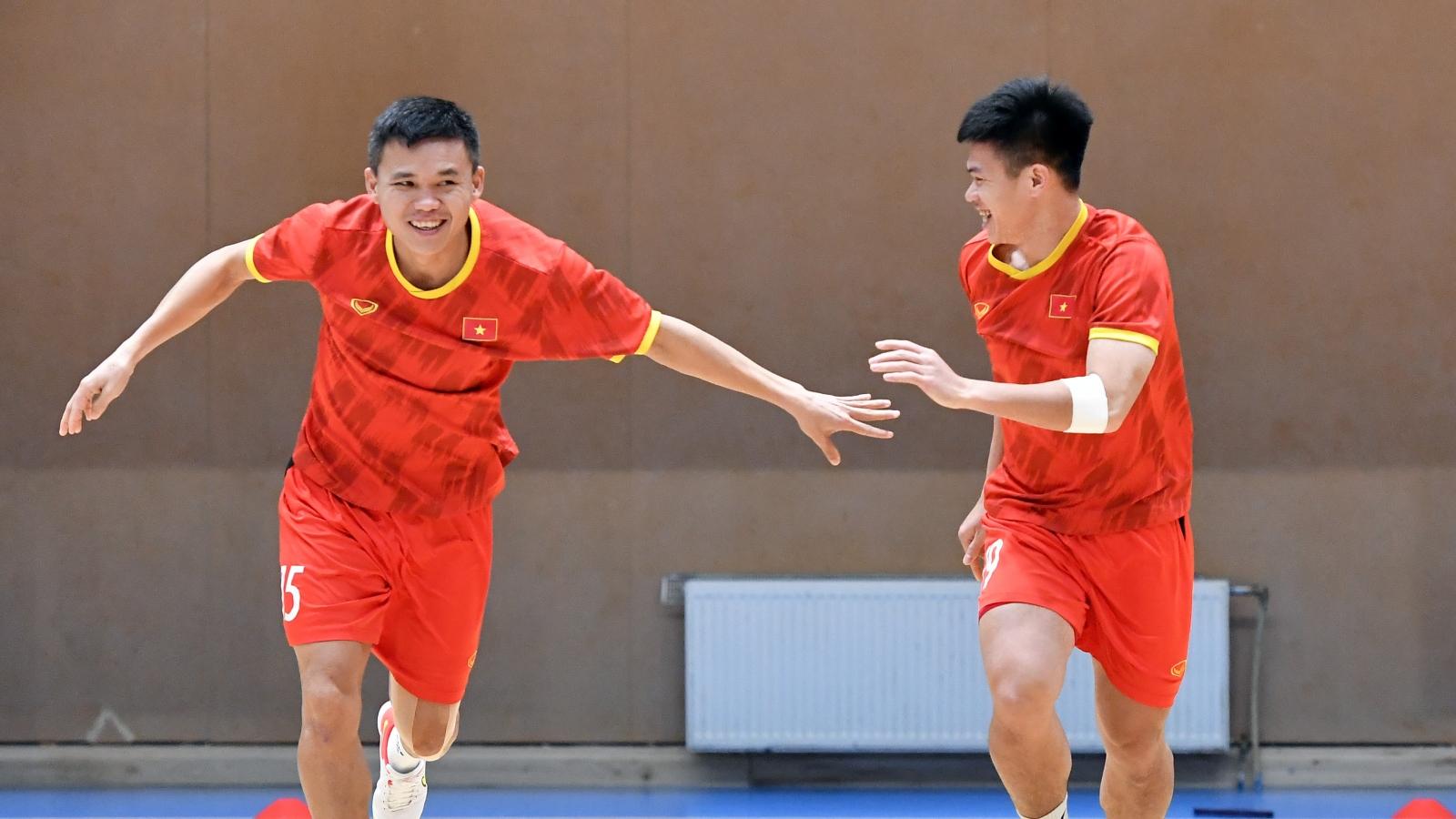 Futsal World Cup 2021 chính thức khởi tranh: ĐT Futsal Việt Nam chờ đấu Brazil