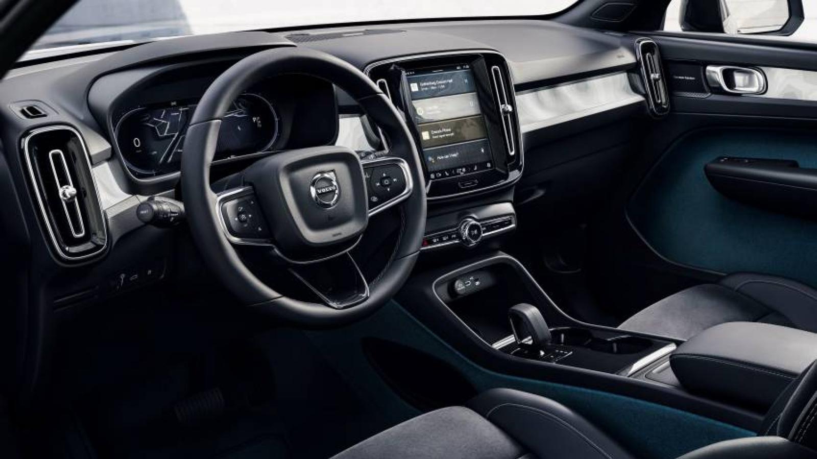 Volvo sẽ không sử dụng da để bọc nội thất xe
