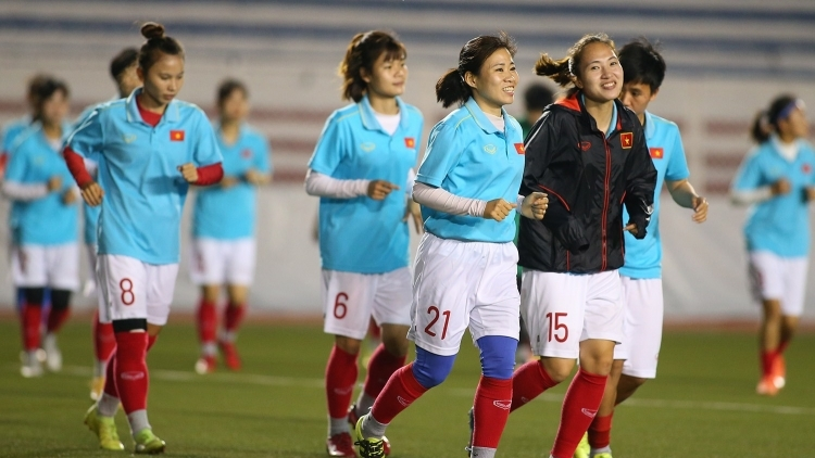 Women footballers to depart for Asian Cup qualifiers next week