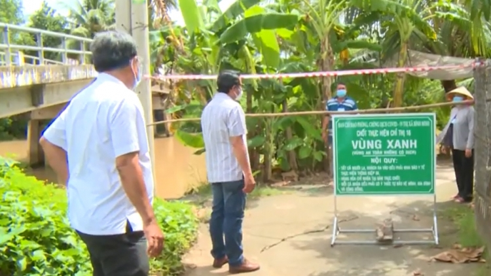 Người dân Vĩnh Long được phép đi lại trong nội tỉnh