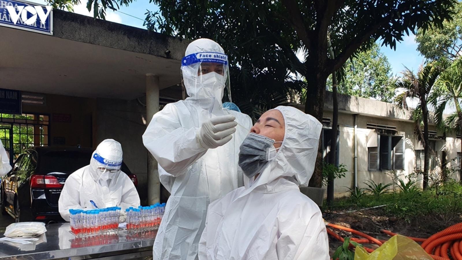 Ổ dịch Bệnh viện Tâm thần Trung ương 2 tại Đồng Nai cơ bản được kiểm soát