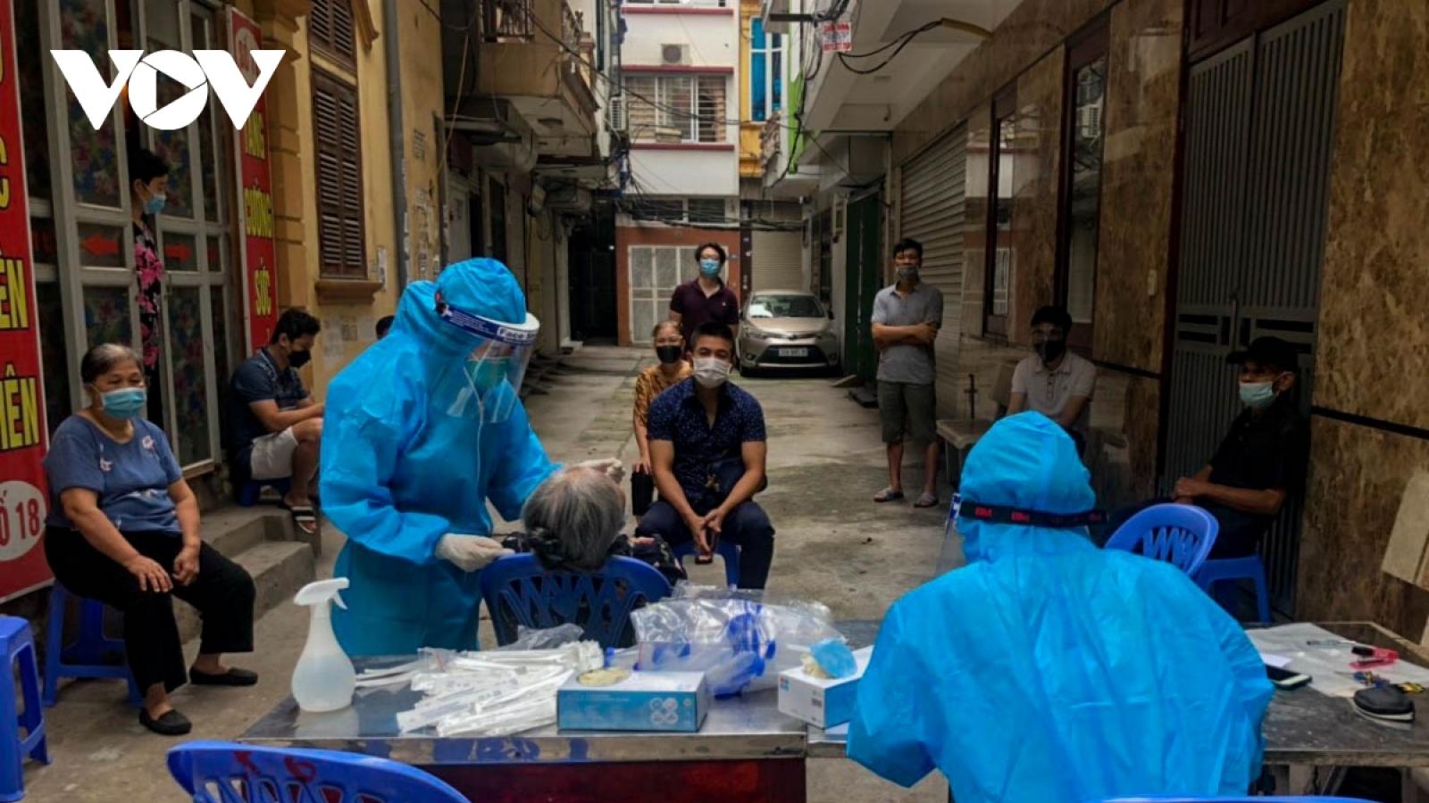 Ngày 24/9, Việt Nam có 8.537 ca mắcCOVID-19 mới, 12.371bệnh nhân khỏi bệnh