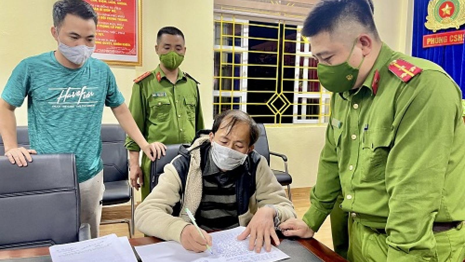 Lời khai của kẻ thảm sát cả gia đình ở Bắc Giang