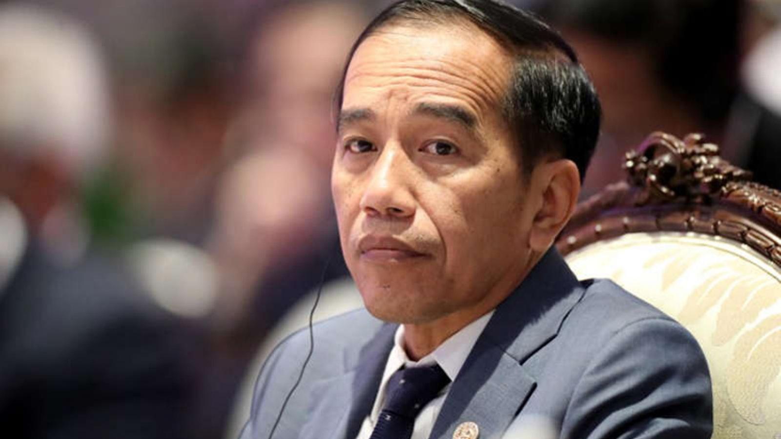Tổng thống Indonesia: Đừng để hội nghị biến đổi khí hậu LHQ chỉ là lời nói suông