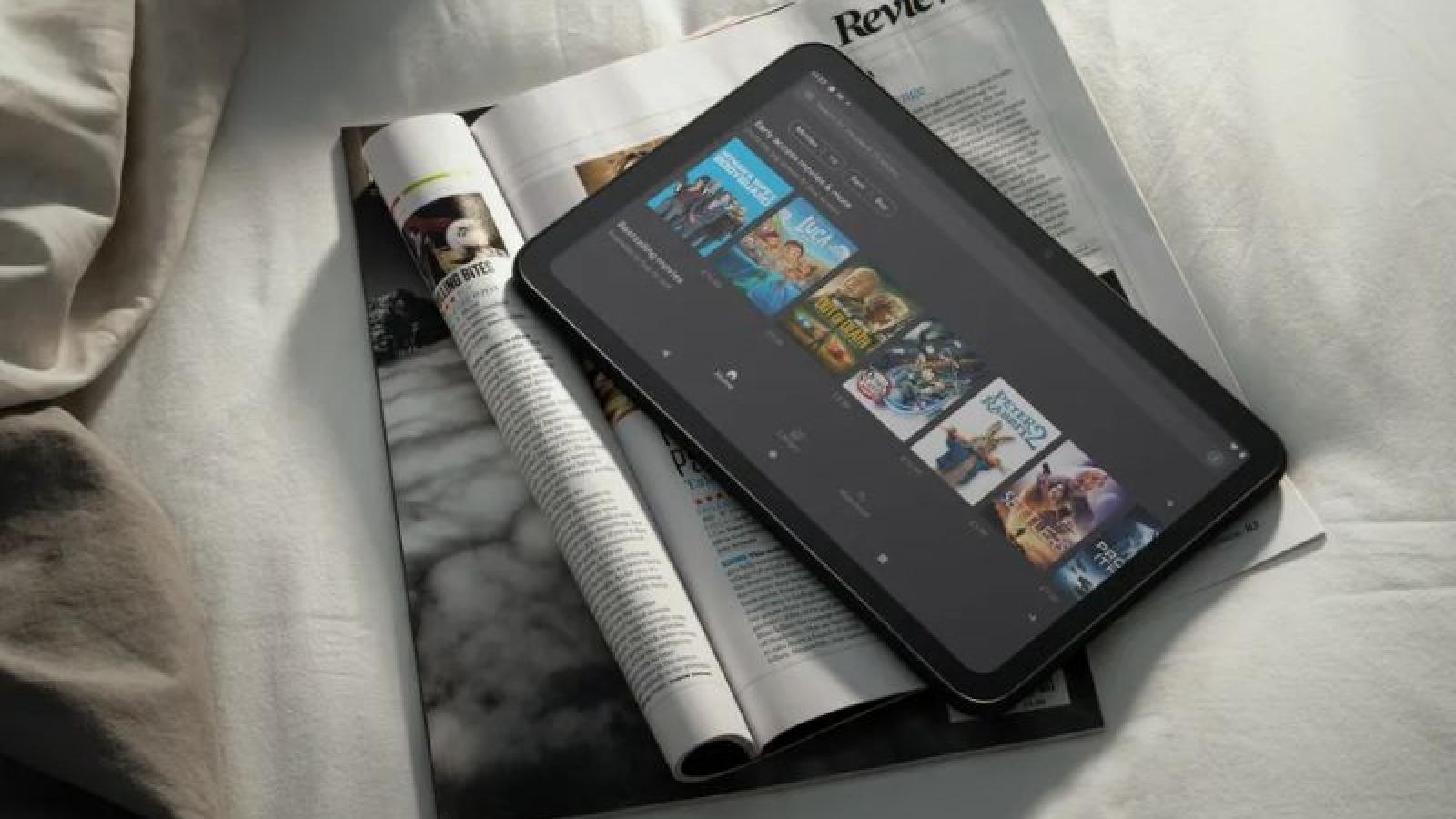 HMD ra mắt máy tính bảng Android với Nokia T20, giá 250 USD