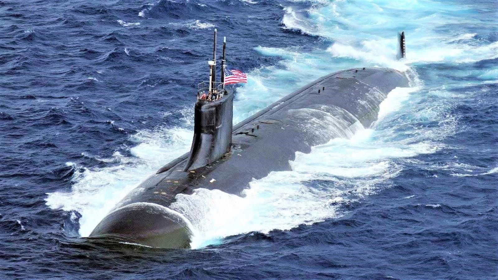 Nghi vấn và câu hỏi chưa có lời đáp trong vụ tàu ngầm Mỹ bị tai nạn ở Biển Đông