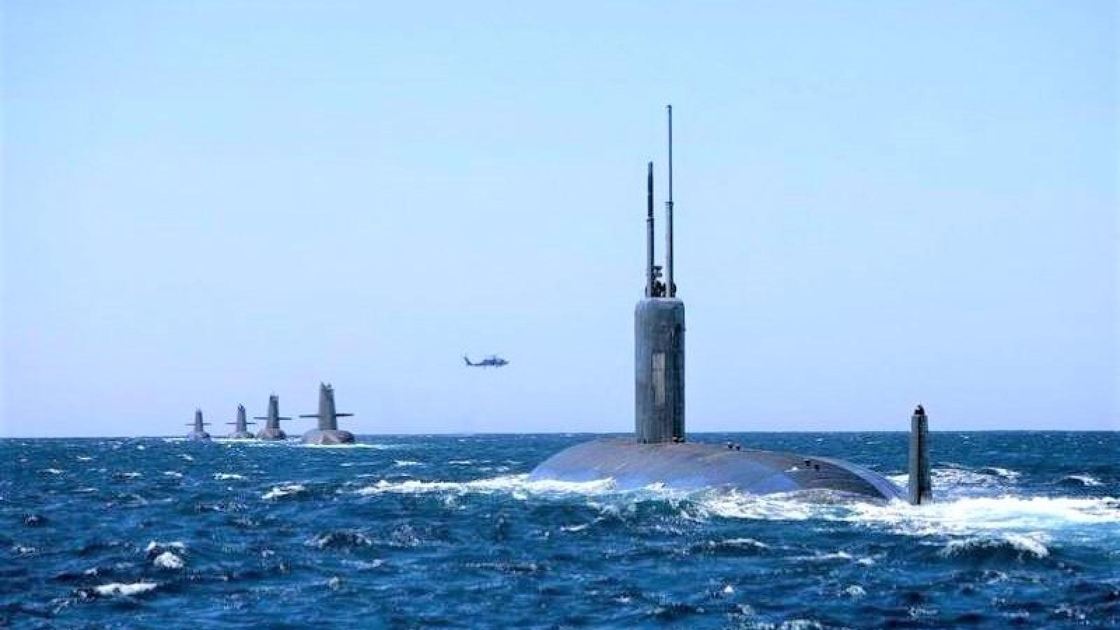 Lựa chọn tàu ngầm hạt nhân chia rẽ nội bộ Australia