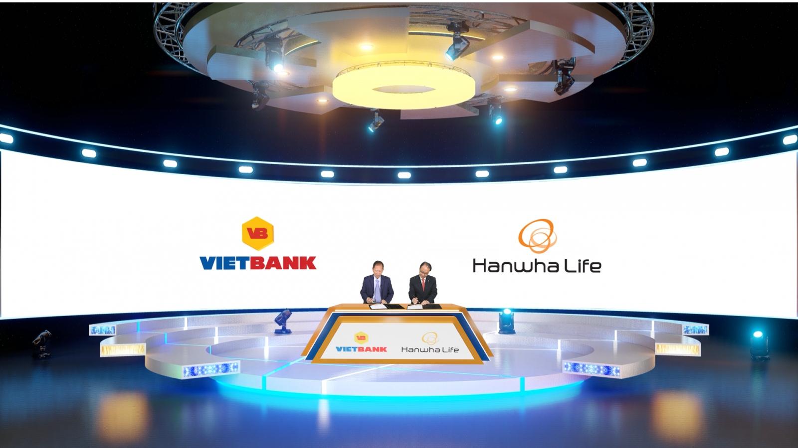 Vietbank và Hanwha Life Việt Nam hợp tác phân phối bảo hiểm nhân thọ