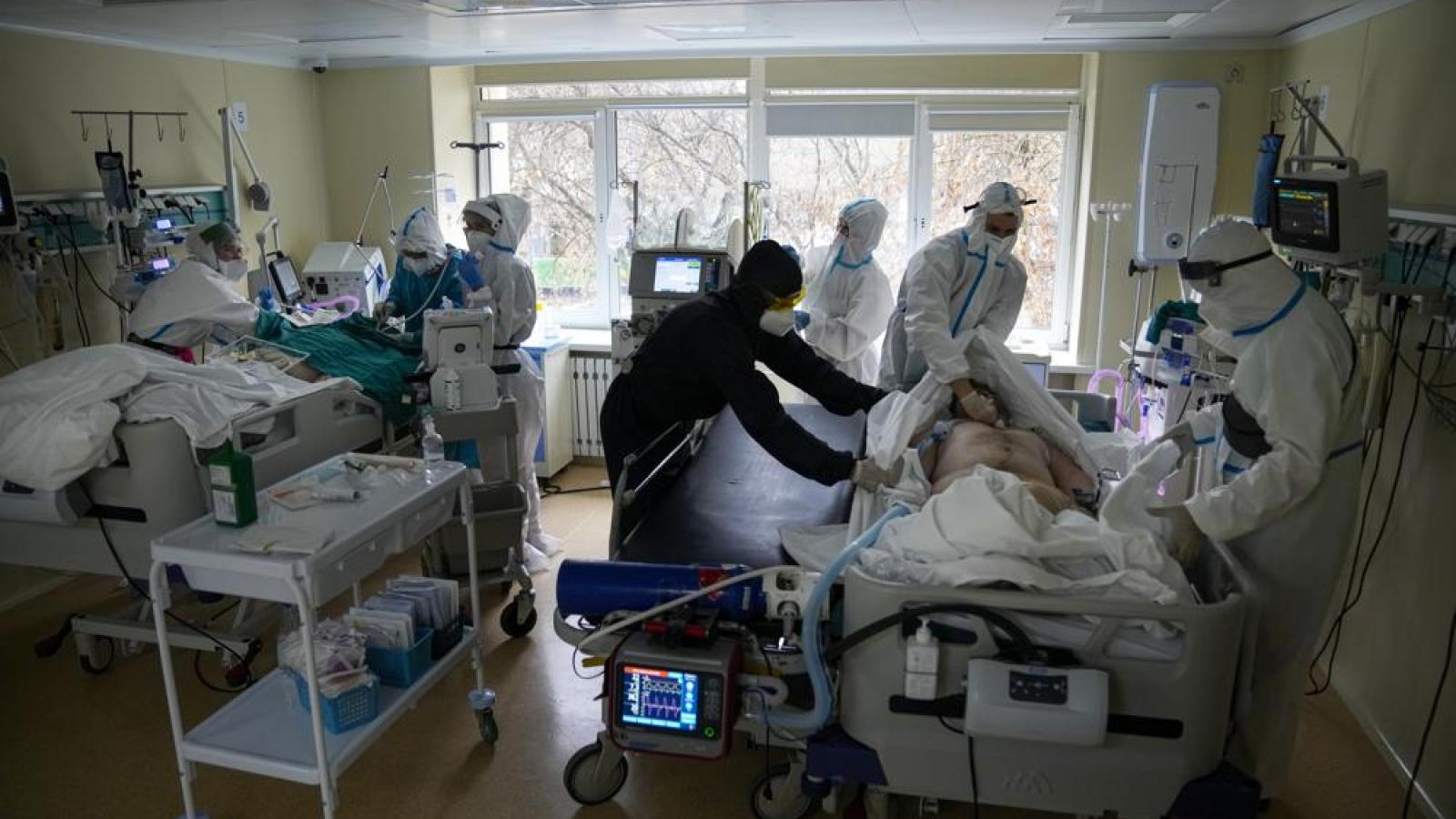Điều gì khiến Nga rơi vào giai đoạn chết chóc của dịch bệnh Covid-19?