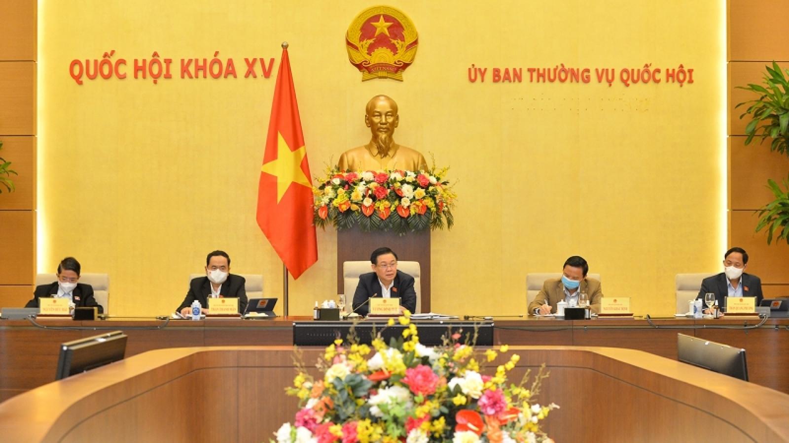 Chuẩn bị tốt nhất cho Kỳ họp thứ 2, Quốc hội khóa XV