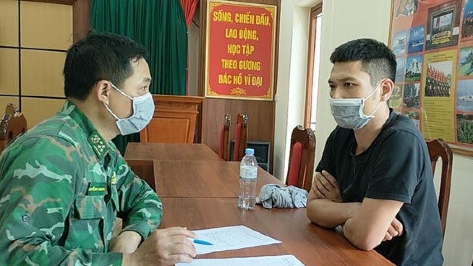Khởi tố nhóm đối tượng tổ chức đưa người Trung Quốc nhập cảnh trái phép